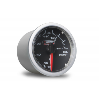 [PROSPORT Clear Lens prídavný ukazovateľ teploty oleja 50-150st.s čírym prekrytím]