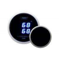 [PROSPORT duálny digitálny ukazovateľ teploty vzduchu s modrým podsvietením]