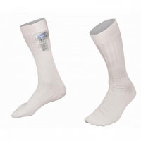 [Alpinestars Ponožky RACE SOCKS - WHITE]