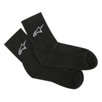 [Alpinestars Ponožky KX-W SOCKS - BLACK]
