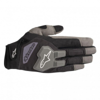 [Rukavice Alpinestars ENGINE GLOVES - BLACK GRAY]