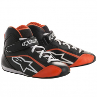 [Topánky Alpinestars  TECH-1 K S. SHOES - BLACK ORANGE]