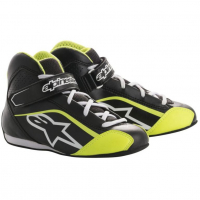 [Topánky Alpinestars  TECH-1 K S. SHOES - BLACK YELLOW]