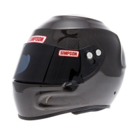 [Kask Simpson Carbon Devil Ray HANS FIA]