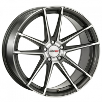 [Motec RADICAL MCT10 - Dark Gray Polished]