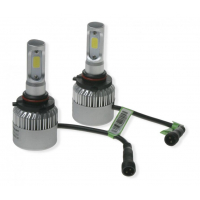 [LED H10 do svetlometov (set), 8000Lumen, nehomologované, biela]