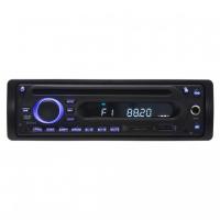 [1DIN rádio pre autobusy s DVD / CD, 2x USB, SD, Mikrofón pre sprievodcu]