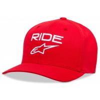 [Pánska červená šiltovka RIDE 2.0 HAT Alpinestars 1019-81114 30]