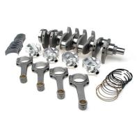 [STROKER KIT - Nissan TB48 - 108mm Lekki Kuty Wał, Custom Aluminum Korbowód, Custom Tłok]