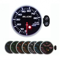 [ZEGAR SLIDE PK-SC 52mm - FUEL PRESSURE]