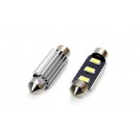 [LED CANBUS 3SMD 5730 FESTOON 41 mm (C5W) Biela]