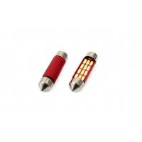 [LED CANBUS 12SMD 4014 Festoon 39 mm biela 12V / 24V]