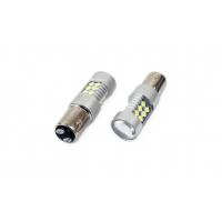 [LED CANBUS 24SMD 3030 1157 (P21 / 5W) Biela 12V / 24V]