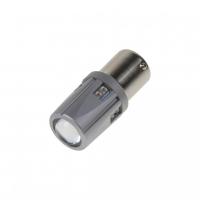 [LED BA15S 12-24V, 60W (12x5W) oranžová]