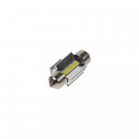 [LED sufit (31mm) biela, 12V, 4LED / 3030SMD]
