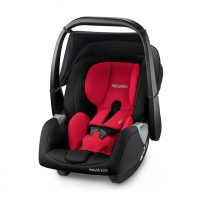 [Recaro Privia Evo - Racing Red - DOPREDAJ]