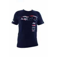 [Koszulka T-Shirt MTuning Granatowa L]