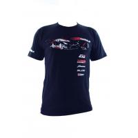 [Koszulka T-Shirt MTuning Granatowa XXL]