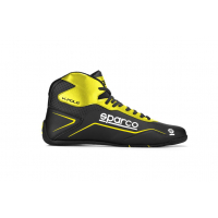 [Topánky SPARCO K-POLE Black/Yellow Fluo]
