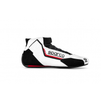 [Topánky SPARCO X-LIGHT White/Red]
