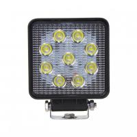 [LED svetlo hranaté, 9x3W, ECE R10 / R23]
