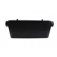 [Intercooler TurboWorks 600x300x100 BAR AND PLATE Czarny]