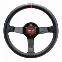 [Volant SPARCO CHAMPION DISH LEATHER - Street race]