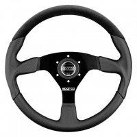 [Volant SPARCO L505 LEATHER - Street race]