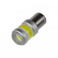 [LED BA15s biela, COB 360⁰, 9-60V, 12W]
