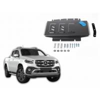 [Ochranný kryt motora Mercedes Benz Mercedes Benz X-Class 2018 --->2,3TD]