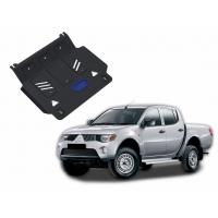 [Ochranný kryt motora Mitsubishi L200 / Triton 2007-20152.5TD]