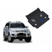 [Ochranný kryt motora Mitsubishi Pajero Sport / Challenger / Montero Sport 2007-20153.0; 3.2]