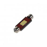 [LED sufit (42mm) biela, 12 / 24V, 6LED / 2835SMD]