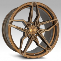 [CORSPEED KHARMA - HIGLOSS-BRONZE BRUSHED SURFACE]