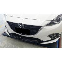 [Dokładka zderzaka przedniego Mazda 3 5D 14-]