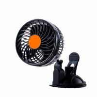 """[Automobilový ventilátor TURBO 4,5 """"12V, s prísavkou]"""