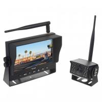 """[SET bezdrôtový digitálny kamerový systém s monitorom 7 """"AHD]"""