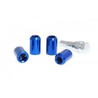 [Nakrętki przelotowe M12x1.25 L:32mm Niebieskie]
