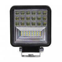 [LED svetlo obdĺžnikové, 42x3W, ECE R10]