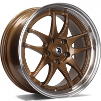 [79WHEELS SV-I - BRONZE POLISHED LIP]
