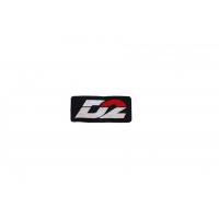 [Naszywka D2 Racing 9,5 x 4cm]