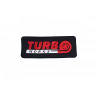 [Naszywka TurboWorks 26,5 x 10cm]