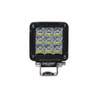 [LED svetlo mini štvorcové, 9x1,3W, 50,8x50,8mm, ECE R10]