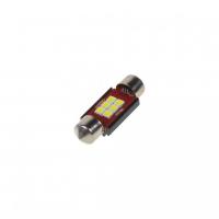 [LED sufit (36mm) biela, 12 / 24V, 6LED / 2835SMD]
