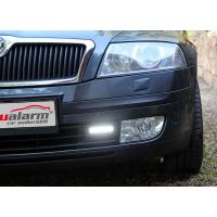 [LED svetlá pre denné svietenie Škoda Octavia 2004-08, ECE]