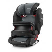 [RECARO Monza Nova IS Seatfix - Core Carbon Black]