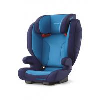 [RECARO Monza Nova Evo Seatfix - Core Xenon Blue]