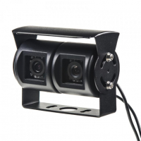 [AHD dual kamera 4PIN s IR, vonkajšie]