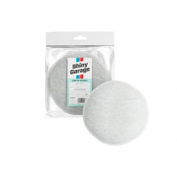 [Shiny Garage White Pocekt Microfiber Applicator 13,5x3 cm (Aplikator)]