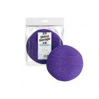 [Shiny Garage White Purple Microfiber Applicator 13,5x3 cm (Aplikator)]